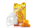 Elizavecca тканевая Маска для лица Медовая Honey DEEP POWER Ringer mask pack, 1 шт. 961088