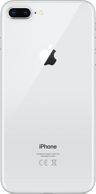 Apple iPhone 8 Plus - Silver