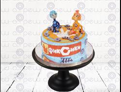 """Торт № 9 """"Фиксики"""" (Детские торты)"""