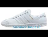 Кеды Adidas Gamburg белые