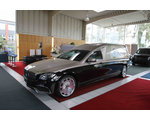 "All-new exclusive hearse based on Mercedes-Benz E200 W213 4Matic in ""Maybach-Design"", 2020YP"