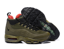 Nike Air Max 95 SNEAKERBOOT Мужские Хаки (41-45)