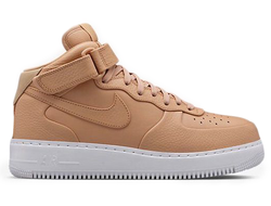 Nike Air Force 1 Mid Beige женские (36-40)