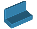 Panel 1 x 2 x 1 with Rounded Corners, Dark Azure (4865b / 6213280)
