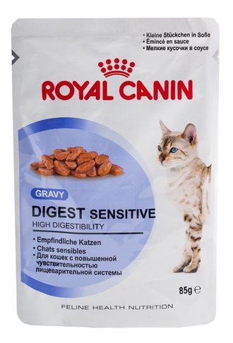 Корм royal canin digest and skin