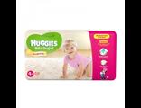 Huggies Подгузники Ultra Comfort для девочек 4+ (68шт)