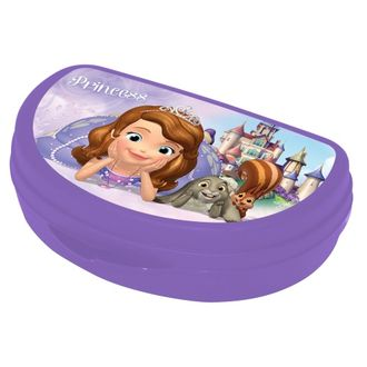 Пластиковая бутербродница для детей Дисней принцесса София