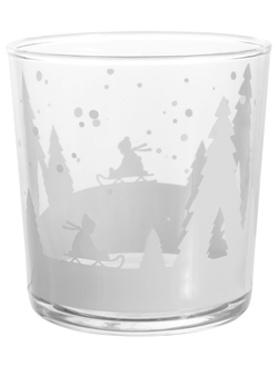 Стакан TUMBLER NOBILI BODEGA WHITE 37CL GLASSарт.32193