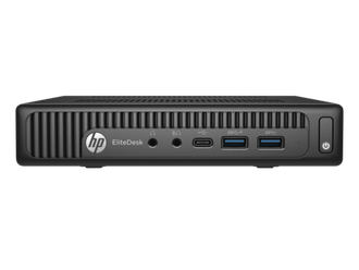 HP EliteDesk 800 G3 Mini Core i5-6500,8GB DDR4-2400 8GB (1x8GB),500GB,USB kbd/mouse,Stand,Intel 8265 AC 2x2 BT V Professional,Win10 Professional+Win7 Professional(64-bit),3-3-3 Wty 1LU18AW-NC1