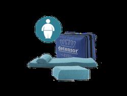 Детензор 3 - жесткость 3 (от 90 до 130 кг) - Усиленный
