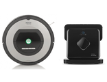 Робот-пылесос для сухой уборки iRobot Roomba 770 и робот-полотер iRobot Braava 380