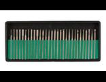 Алмазные фрезы (насадки) для аппарата для маникюра 30 штук