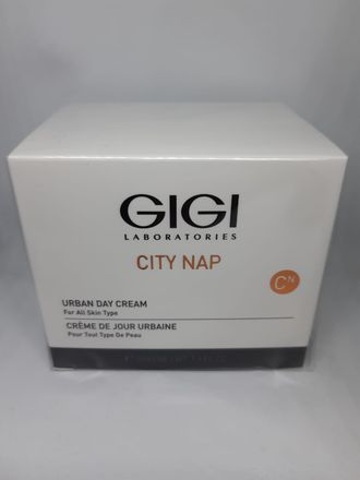 City nap Urban day cream  дневной крем