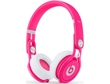 Beats Mixr by David Guetta Neon Pink