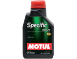 Motul Specific CNG/LPG 5W40 1л