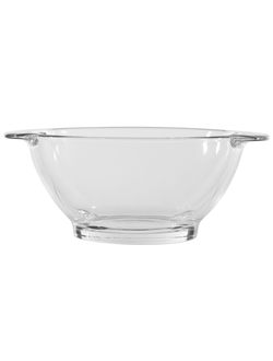 Салатник 200569 CEREAL BOWL WITH HANDLES 45CL GLASS
