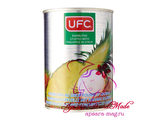 UFC Rambutan with Pineapple in Syrup / Рамбутан с ананасом в сиропе консервированные (170 мл / 234 мл / 565 мл)