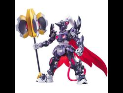 Игрушка LBX / ЛБХ принадлежащий Зевсу (робот-конструктор)