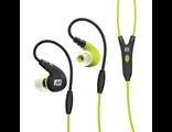 MEE Audio M7P-GN спортивные наушники, цвет зелёный