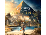 Assassin's Creed Истоки + DLC Незримые (цифр версия PS4) RUS