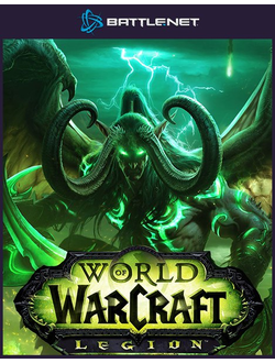 World of Warcraft: Legion - Digital Deluxe Edition (PC)