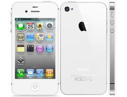 Купить iPhone 4S 32Gb White в СПб