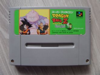 Dragon Ball Z 3 Super Famicom SNES Super Nintendo