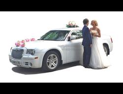 прокат крайслер 300с на свадьбу, аренда Крайслер 300С на Свадьбу