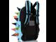 Молодежный рюкзак MadPax Rex Full Whirpool Aqua Multi голубой мульти