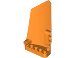 Technic, Panel Fairing #18 Large Smooth, Side B, Orange (64682 / 4618385 / 6135080)