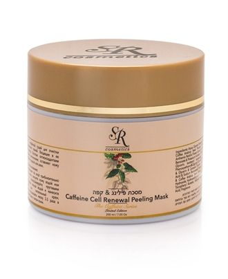 SR cosmetics Caffeine cell Renewal peeling mask 200 ml