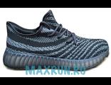 Кроссовки Adidas Yeezy Boost 550 черные