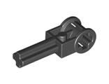 Technic Pole Reverser Handle, Black (6553 / 4107765 / 655326)