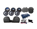 LIMITED-RM HOGTUNES SPEAKER KIT SIX FOR 14-19 LIQUID COOLED MODELS