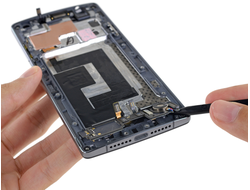 Дисплей и тачскрин модуль для смартфона Oneplus Two 2