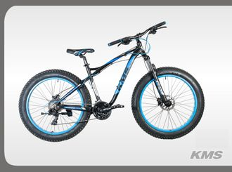 FAT BIKE KMS 26X4 HD