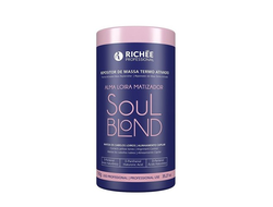 Ботокс для волос Richee Soul Blond 1 кг