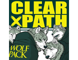 "7"" Clear Path ""Wolf pack"" (Commitment Records)"