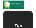 Tanix TX5. Android 6.0. 2 Гб / 8 Гб. Amlogic S905X. HDMI 2.0. Всё в одном для ТВ.