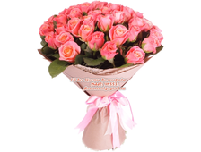 Букет 27 роз