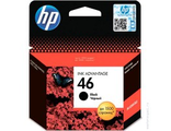 Картридж HP No.46 Ultra Ink Advantage Black (CZ637AE) Черный