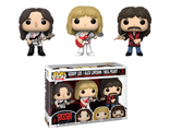 Фигурка Funko POP! Vinyl: Rocks: Rush: 3PK Geddy, Alex, Neil