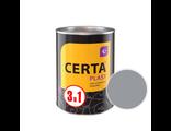 Грунт-эмаль Церта-Пласт «3 в 1» серый 0,8 кг
