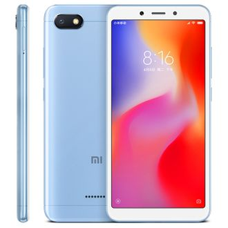 Xiaomi Redmi 6A 2/32gb blue Global version