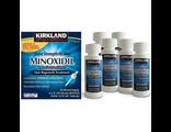 Киркланд Миноксидил (Kirkland Minoxidil) 5% на 6 месяцев, 6 флаконов по 60 мл, с пипеткой