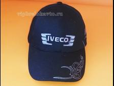 Бейсболка с логотипом авто IVECO
