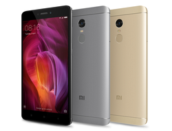 Смартфон Xiaomi Redmi Note 4x 64gb+4gb