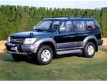 Toyota Land Cruiser Prado 90 (1996-2002)