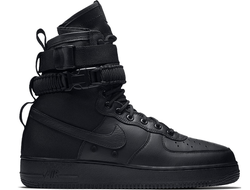 Nike Special Field Air Force 1 Черные мужские (40-45)