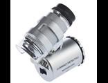 Мини-микроскоп с увеличением в 60 раз и детектором валюты. Модель №2